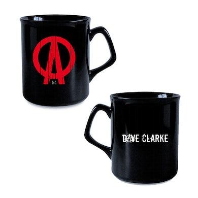Dave Clarke DC Logo Coffee Mug