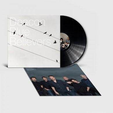 Deacon Blue Believers 180g Vinyl LP Heavyweight LP