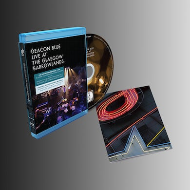 Deacon Blue Live At The Glasgow Barrowlands Blu-ray