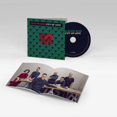 Deacon Blue City Of Love CD