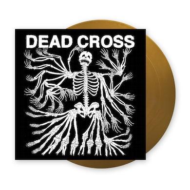 Dead Cross Metallic Gold Vinyl LP (with Glow In The Dark Artwork) Heavyweight LP