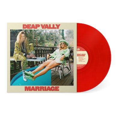 Marriage Transparent Red Vinyl LP