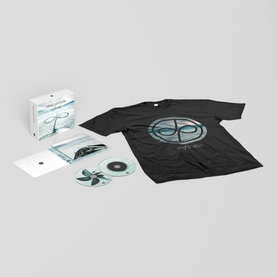 Deep Purple InFinite Boxset + Large T-Shirt Boxset