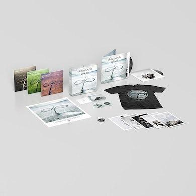 Deep Purple InFinite Super Deluxe Boxset + Large T-Shirt Boxset