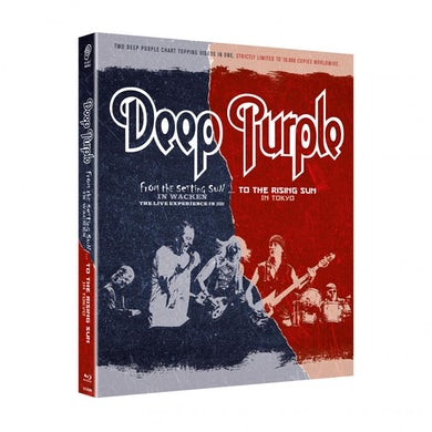 Deep Purple From The Setting Sun (In Wacken)... To The Rising Sun (In Tokyo) Blu-ray