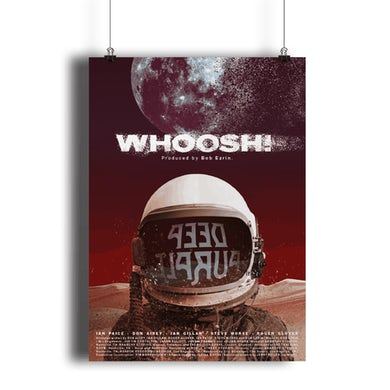 Deep Purple A2 Whoosh! Poster