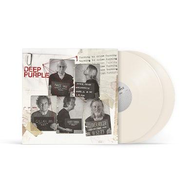 Turning To Crime Creamy White Double Heavyweight Vinyl