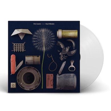 Del Amitri Colour LP (plus CD of Bonus Tracks) + Signed 12 x 12 Print Vinyl