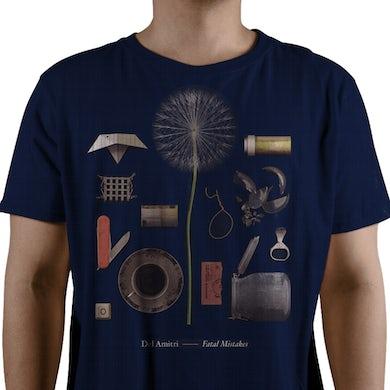 Del Amitri Cover Art T-shirt