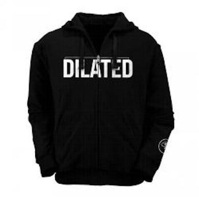 Dilated Zip Hoody