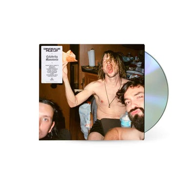 Dinosaur Pile-Up Celebrity Mansions CD