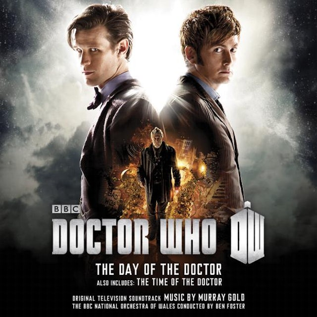 Doctor Who Soundtrack Doctor Who The Day Of The Doctor / The Time Of The Doctor CD
