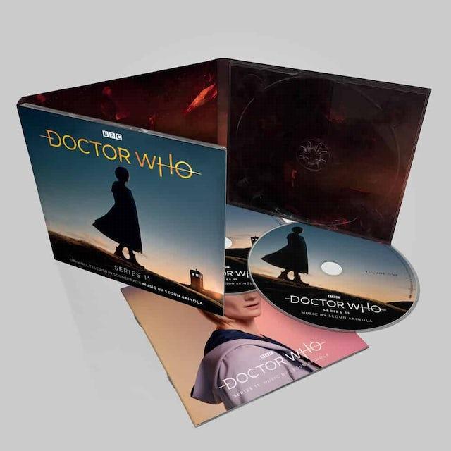 Doctor Who Soundtrack Doctor Who: Series 11 - Original TV Soundtrack - CD CD