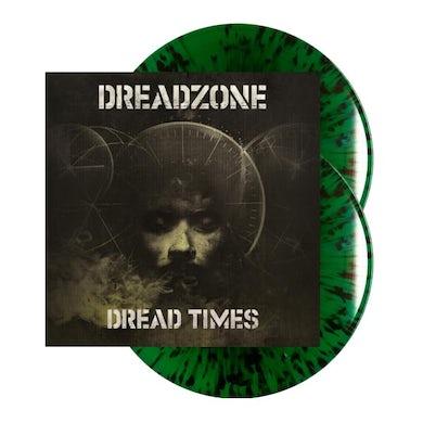 Dreadzone Dread Times Green Splatter Double LP (Vinyl)