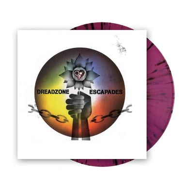 Dreadzone Escapades Purple Splatter LP (Vinyl)