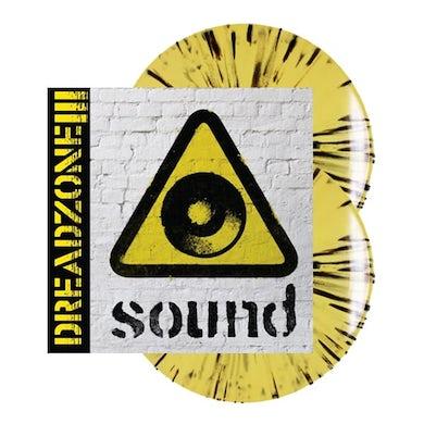 Dreadzone Sound Yellow Splatter Double LP (Vinyl)