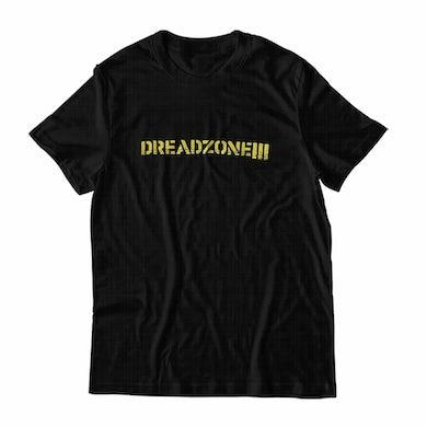 Dreadzone Yellow Logo T-Shirt