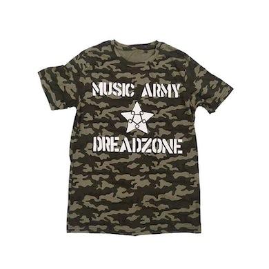Dreadzone Music Army T-Shirt