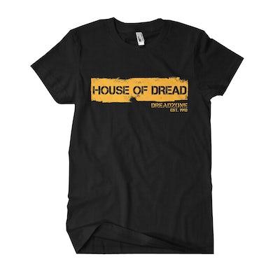 Dreadzone House Of Dread Est 1993 T-Shirt