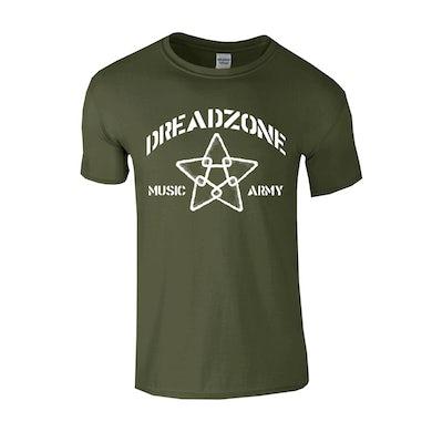 Dreadzone Music Army 2020 T-Shirt