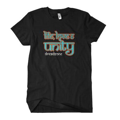 Dreadzone Life Love & Unity Ladies T-Shirt