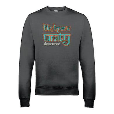 Life, Love & Unity Charcoal Sweatshirt