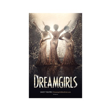 Dreamgirls West End Dreamgirls Folio