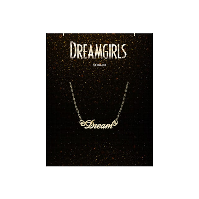 Dreamgirls West End Dream Necklace