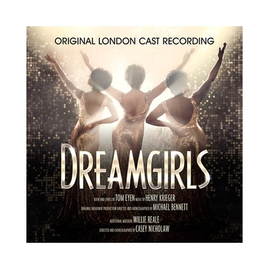 Dreamgirls West End Dreamgirls (Original London Cast Recording) CD