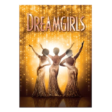 Dreamgirls West End Souvenir Brochure