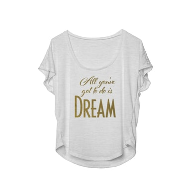 Dreamgirls West End All You Got To Do Is Dream Dolman
