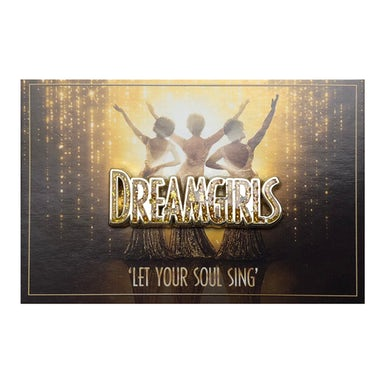 Dreamgirls West End Pin Badge