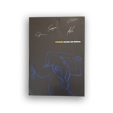 Echobelly Signed Poster