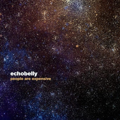Echobelly People Are Expensive - Blue LP Vinyl