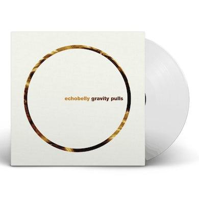 Echobelly Gravity Pulls - White Vinyl LP 12 Inch Vinyl