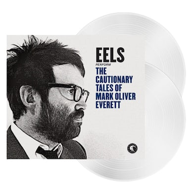 Eels The Cautionary Tales Of Mark Oliver Everett Deluxe Double Clear Vinyl (Slightly Damaged) Double LP