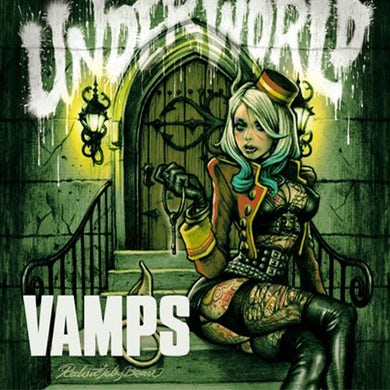 Eleven Seven Music Underworld with Signed Booklet CD