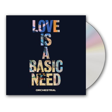 Embrace Love Is A Basic Need: Orchestral CD