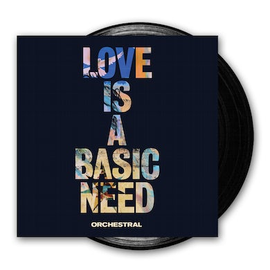 Embrace Love Is A Basic Need: Orchestral LP (Vinyl)