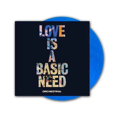 Embrace Love Is A Basic Need: Orchestral Coloured  LP (Vinyl)