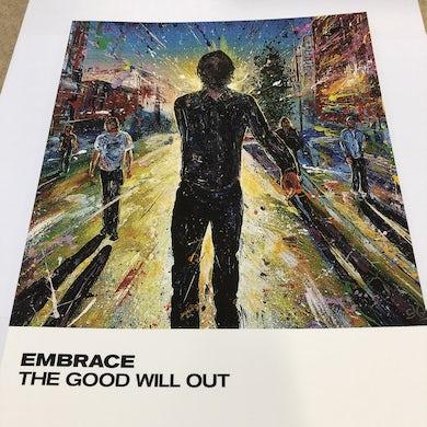 Embrace Tour Programme