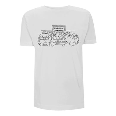 Drive In T-Shirt (White)