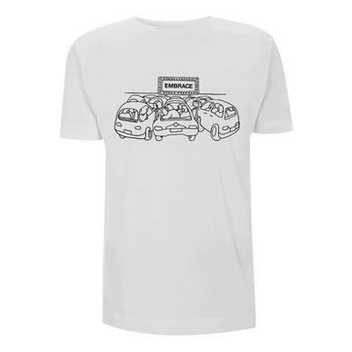 Embrace Drive In T-Shirt (White)