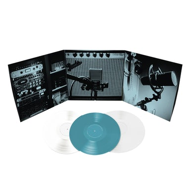 Embrace Best Of Live From The Cellar Of Dreams Triple Coloured Vinyl (Signed) Triple LP
