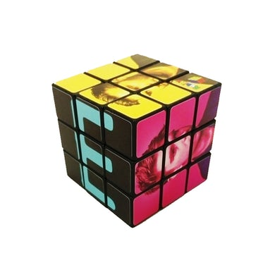 Everything Everything Logo / Picture Rubik's Cube