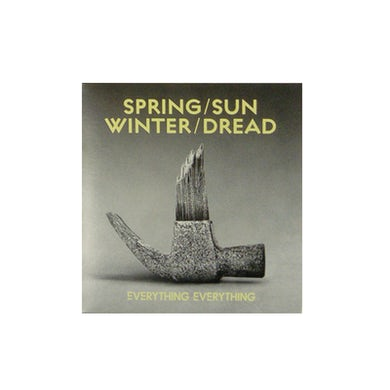 Everything Everything Spring/Sun/Winter/Dread 7-Inch Vinyl (Signed) 7 Inch