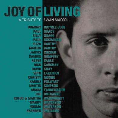 Ewan MacColl Joy Of Living  CD