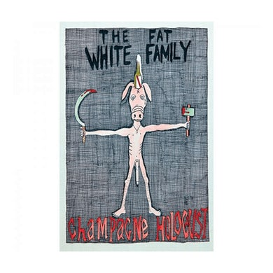 Fat White Family Exclusive Numbered Art Poster Print