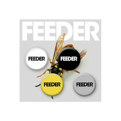 Feeder All Bright Electric Badge Pack