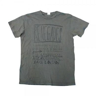 Feeder Renegades Tour T-Shirt